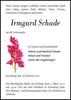Irmgard Schade