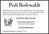 Pedi Bodewaldt