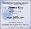 Gertrud Russ