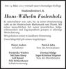 Hans-Wilhelm Fadenholz