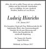 Ludwig Hinrichs