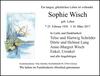 Sophie Wisch