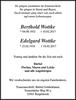 Berthold Wottke Edelgard Wottke