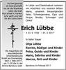 Erich Lübbe
