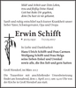 Erwin Schifft
