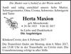 Herta Maxion