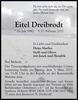 Eitel Dreibrodt
