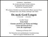 Dr. med. Gerd Lengen