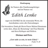 Edith Lenke