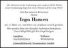 Ingo Hansen