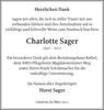 Charlotte Sager