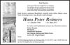 Hans Peter Reimers