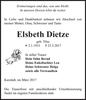 Elsbeth Dietze