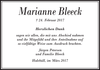 Marianne Bleeck