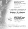 Gerhard Brüchmann