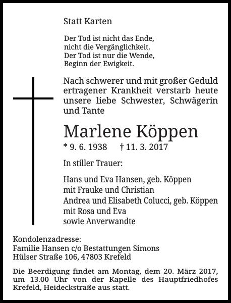Marlene Köppen