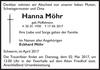 Hanna Möhr