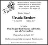 Ursula Bredow