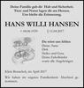 Hans Willi Hansen