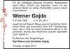 Werner Gajda