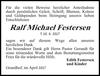 Ralf Michael Festersen